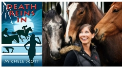 MICHELLE SCOTT: YOU HAVE TO LOVE TO WRITE