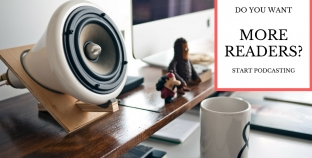 AUDIO PODCASTING FOR AUTHORS: Content and promotion