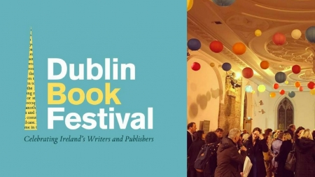THE DUBLIN BOOK FESTIVAL BEGINS TODAY