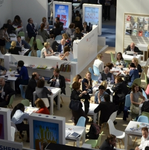 HOW THE LONDON BOOK FAIR CHANGED MY LIFE AND COULD CHANGE YOURS