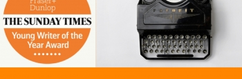 INDIES UNDER 35 ELIGIBLE FOR YOUNG WRITER AWARD