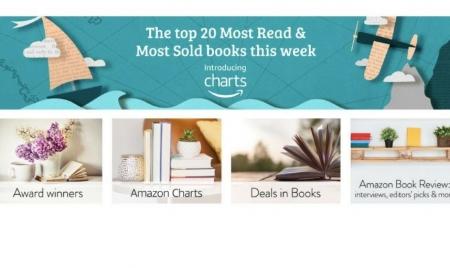HOW AMAZON CHARTS WILL SHAPE THE SELF-PUBLISHING?
