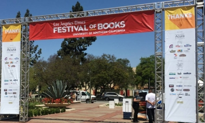 BLACK CHÂTEAU BRINGS YOUR FAVORITE AUTHORS TO THE LA FESTIVAL OF BOOKS 2018