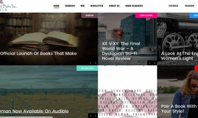 BOOKS THAT MAKE YOU: THE NEXT BEST PLATFORM TO HAVE YOUR BOOK FEATURED
