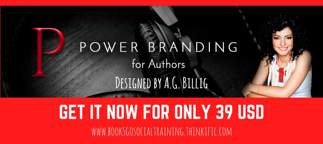 5 BENEFITS OF HAVING A POWER AUTHOR BRAND