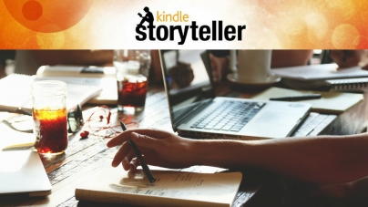 ENTRIES FOR THE KINDLE STORYTELLER PRIZE OPEN ON FEBRUARY 20