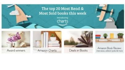 HOW AMAZON CHARTS WILL SHAPE THE SELF-PUBLISHING?